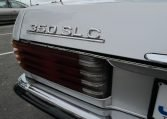 1974 Mercedes Benz - Rear Badge