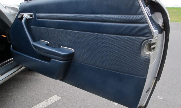 1974 Mercedes Benz - Inside Drivers Door