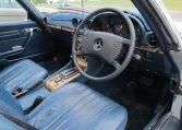 1974 Mercedes Benz - Steering Wheel