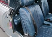 1974 Mercedes Benz - Drivers Seat