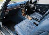 1974 Mercedes Benz - Front Seats