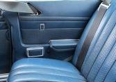 1974 Mercedes Benz - Inside Back Door