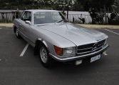 1974 Mercedes Benz - Bonnet