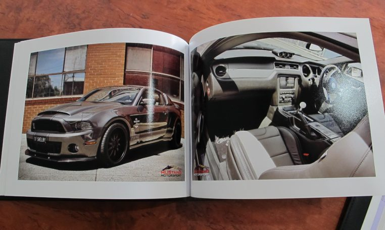 2014 Ford Mustang - Magazine