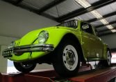 1974 VW Beetle - Front Bumper