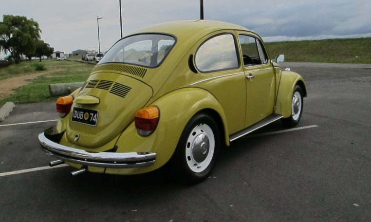 1974 VW Beetle - Drivers Side View