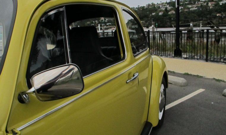 1974 VW Beetle - Passenger Door