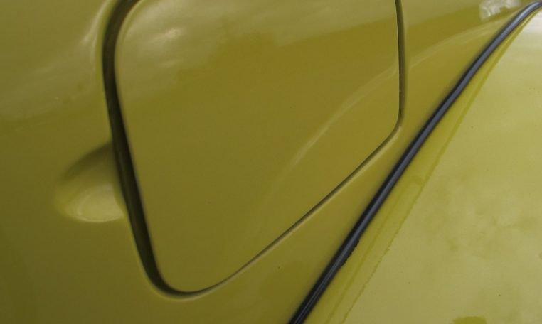1974 VW Beetle - Petrol Flap
