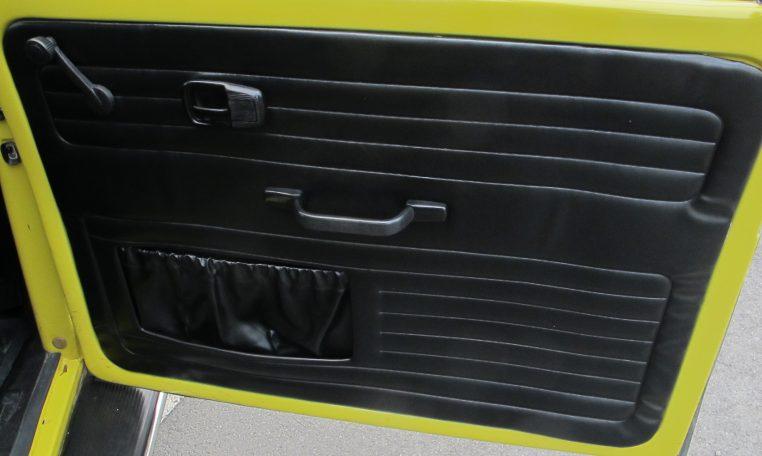 1974 VW Beetle - Inside Drivers Door