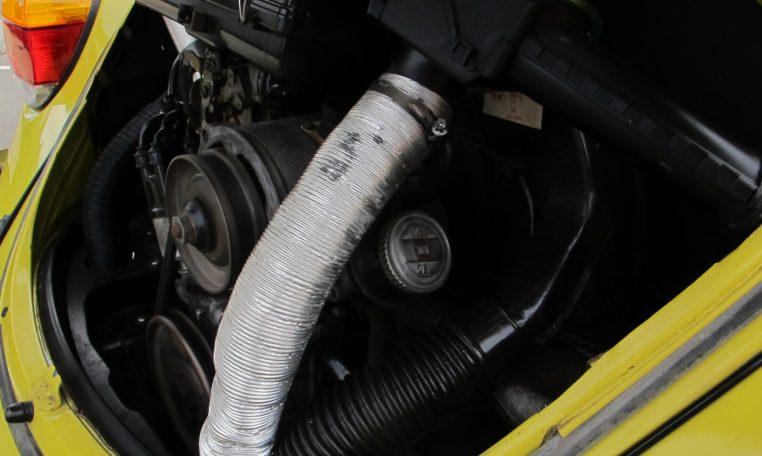 1974 VW Beetle - Engine Bay