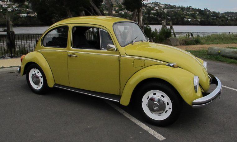 1974 VW Beetle - Drivers Side